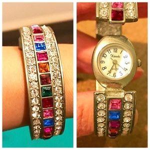 RARE Vintage Bracelet Watch